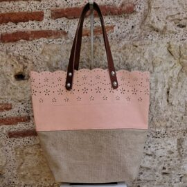 Sac ESTELLON Tippi Romantic Nude